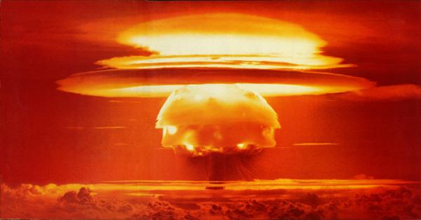 Atom bombe, usa